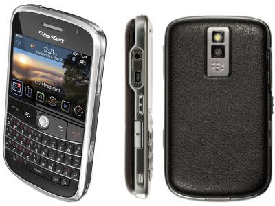 Blackberry Bold 9000 Aanbieding met Abonnement Los Prepaid