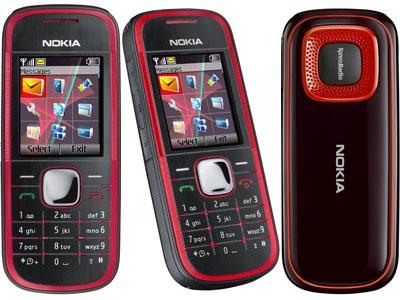Nokia 5030 Xpress Radio Telefoon