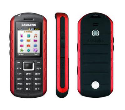 Samsung b2100 explorer mobiele telefoon