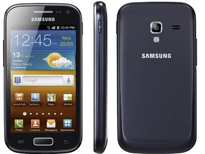 Samsung Galaxy Ace 2 Abonnement Los Prepaid